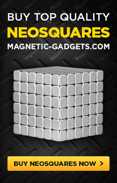 Buy Neocubes at magnetic-gadgets.com
